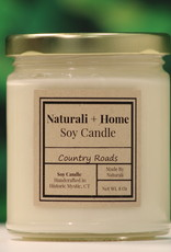 Naturali Home Country Roads Soy Candle