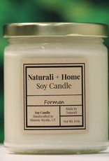Naturali Home Forman Soy Candle (Discontinued)