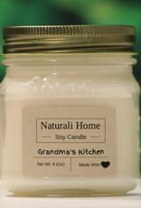 Naturali Home Grandma's Kitchen Soy Candle (8oz)