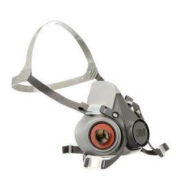 3M 6000 Series Half Face Mask Respirator