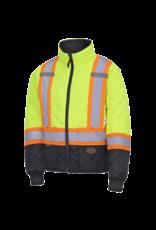 Hi-Vis Freezer Jacket
