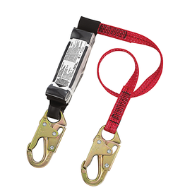 """Dyna-Pack  E6"" Comes with 2 double locking snap hooks"