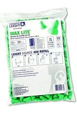 Howard Leight MAX Lite Earplug Refill for HL400 Dispenser, 200 Pairs