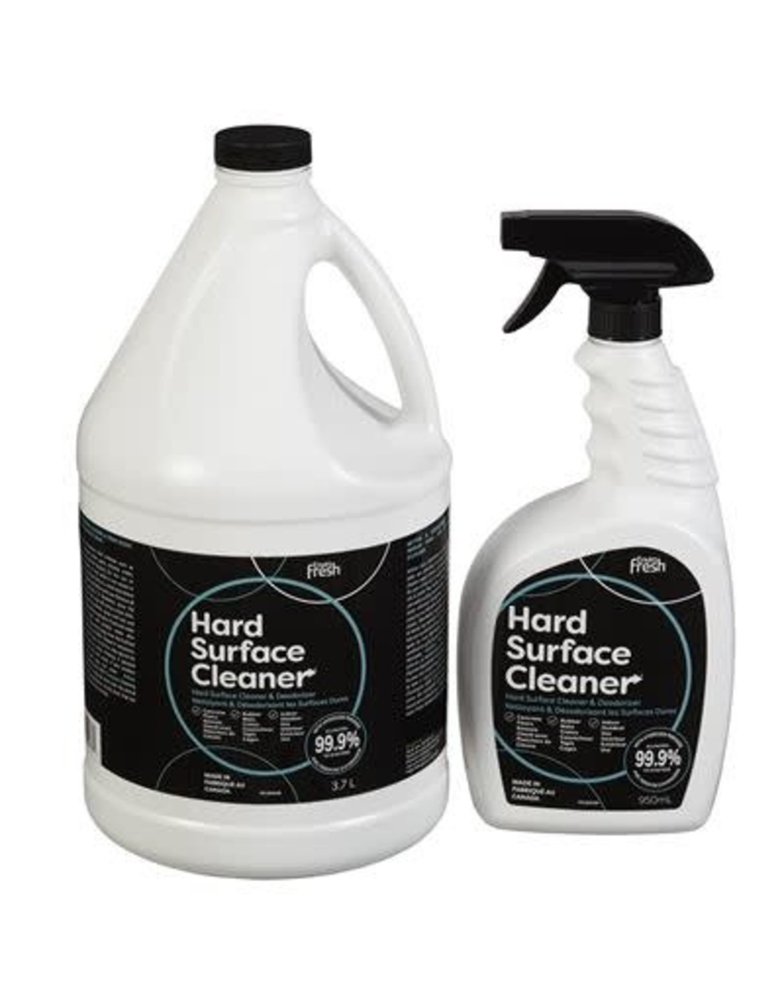 Hard Surface Cleaner Kills 99.9% of Bacteria