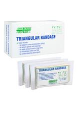 "Triangular Bandage, 101.6 x 101.6 x 142.2 cm (40"" x 40"" x 56""), Compressed, 3/Unit Box"