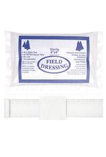 Compress(Pressure)Bandages, Field Dressing 10.2 X 10.2 cm (4X4)