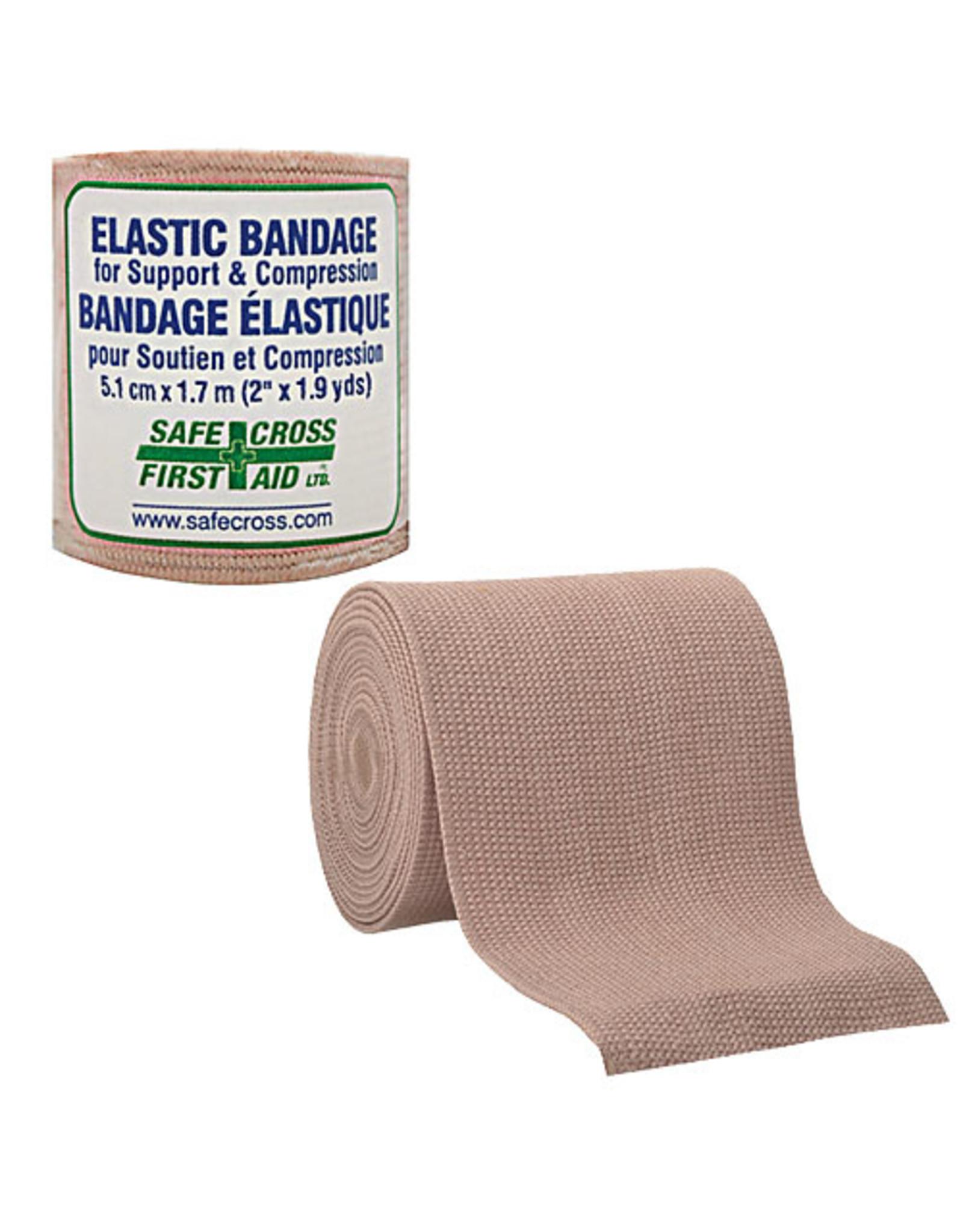Elastic Support/Compression Bandage, 5.1cm x 4.6m