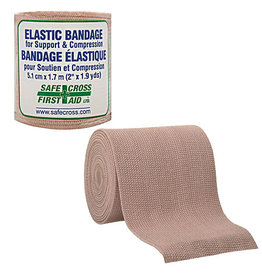 Elastic Support/Compression Bandage, 5.1cm x 4.6m