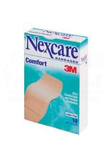 Nexcare, Comfort Bandages, Knee & Elbow, 10/Box