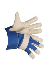 Thinsulate Lined Grain Leather Work Gloves