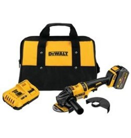 60V MAX FLEXVOLT 4-1/2'' - 6'' Small Angle Grinder Kit w/ 1 Battery (6Ah), Charger and Bag