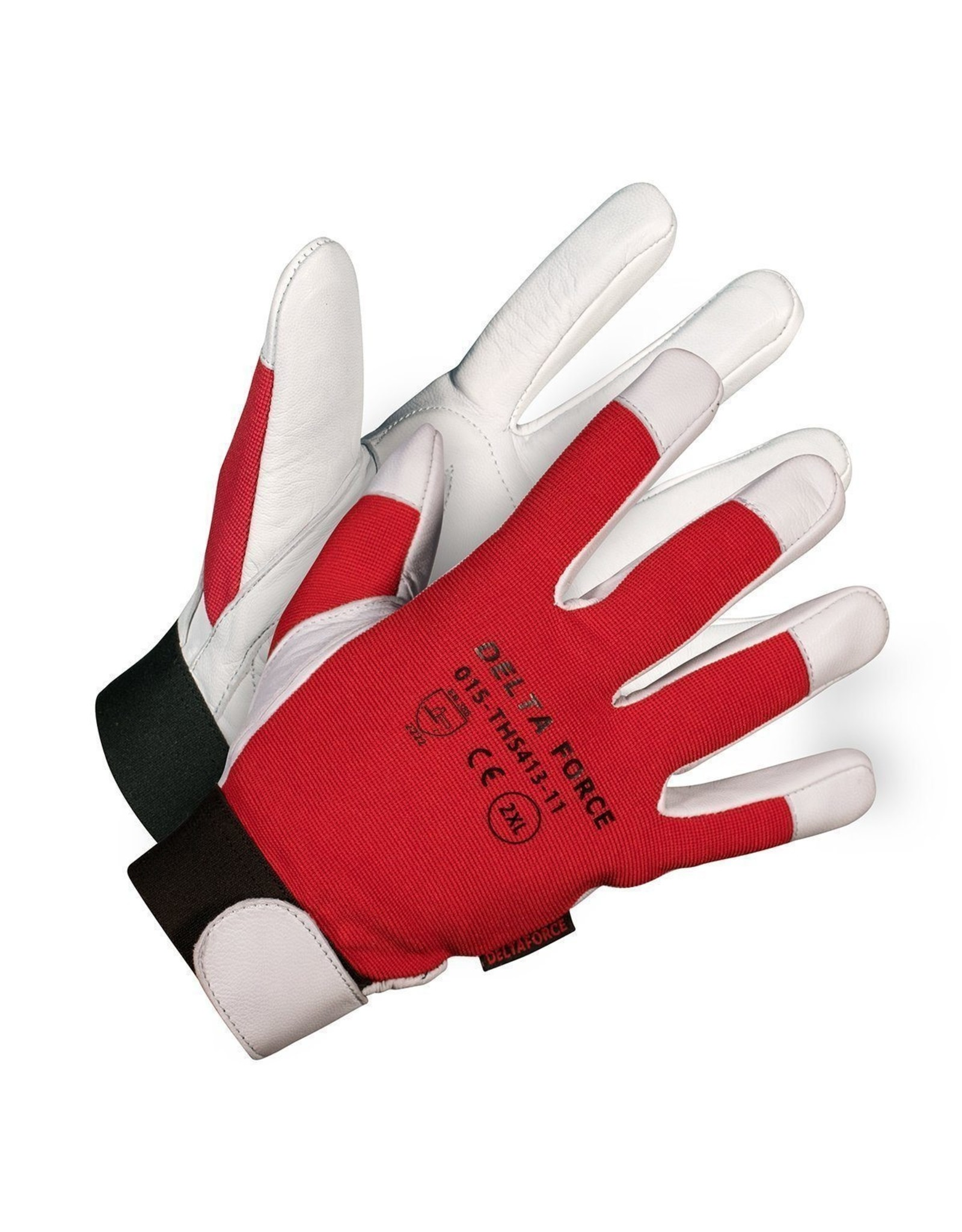 Delta Force Vibration Dampening Gloves