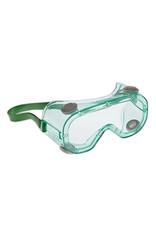 Chem Pro Goggle  Indirect vented, Fog Free lens,  Neoprene Headband