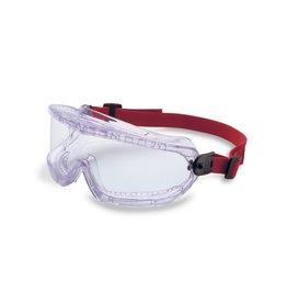 V-Maxx Goggle indirect vent/clear, neoprene headband, Fog-ban Anti-fog