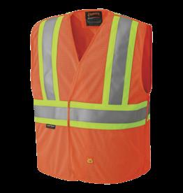 CSA 5 pt tear-away Hi-Viz FR Vest