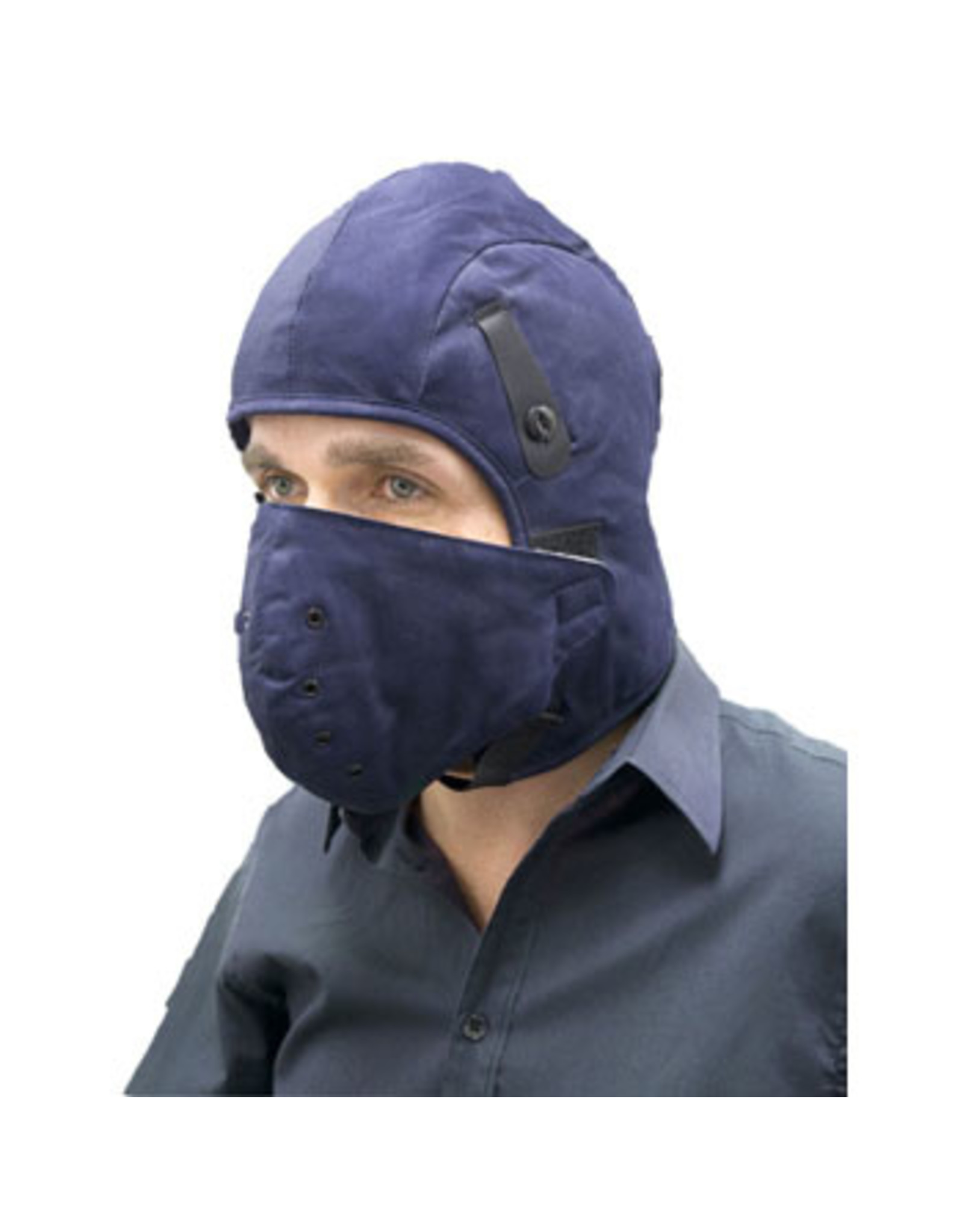 Winter Liner Cotton Outer Shell with Long Neck and face Warmer.