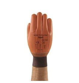 Winter Monkey Grip Knit Wrist Sz 10.