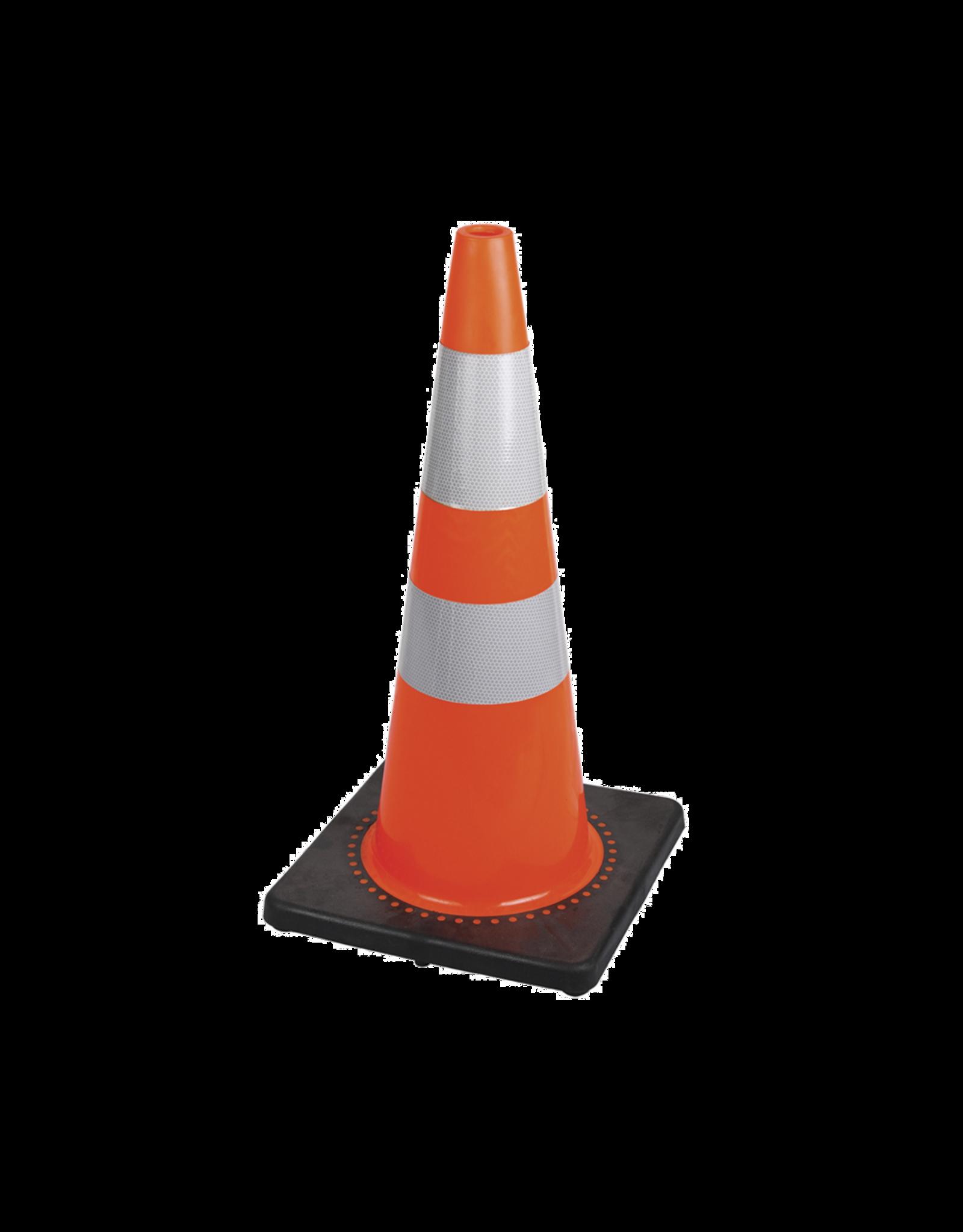 "28"" Premium Flexible Safety Cones"