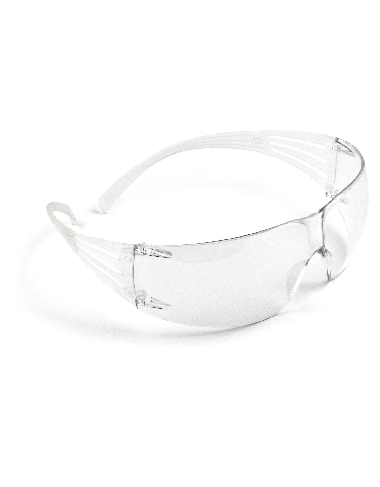 Clear 3M Safety Glasses antiscratch