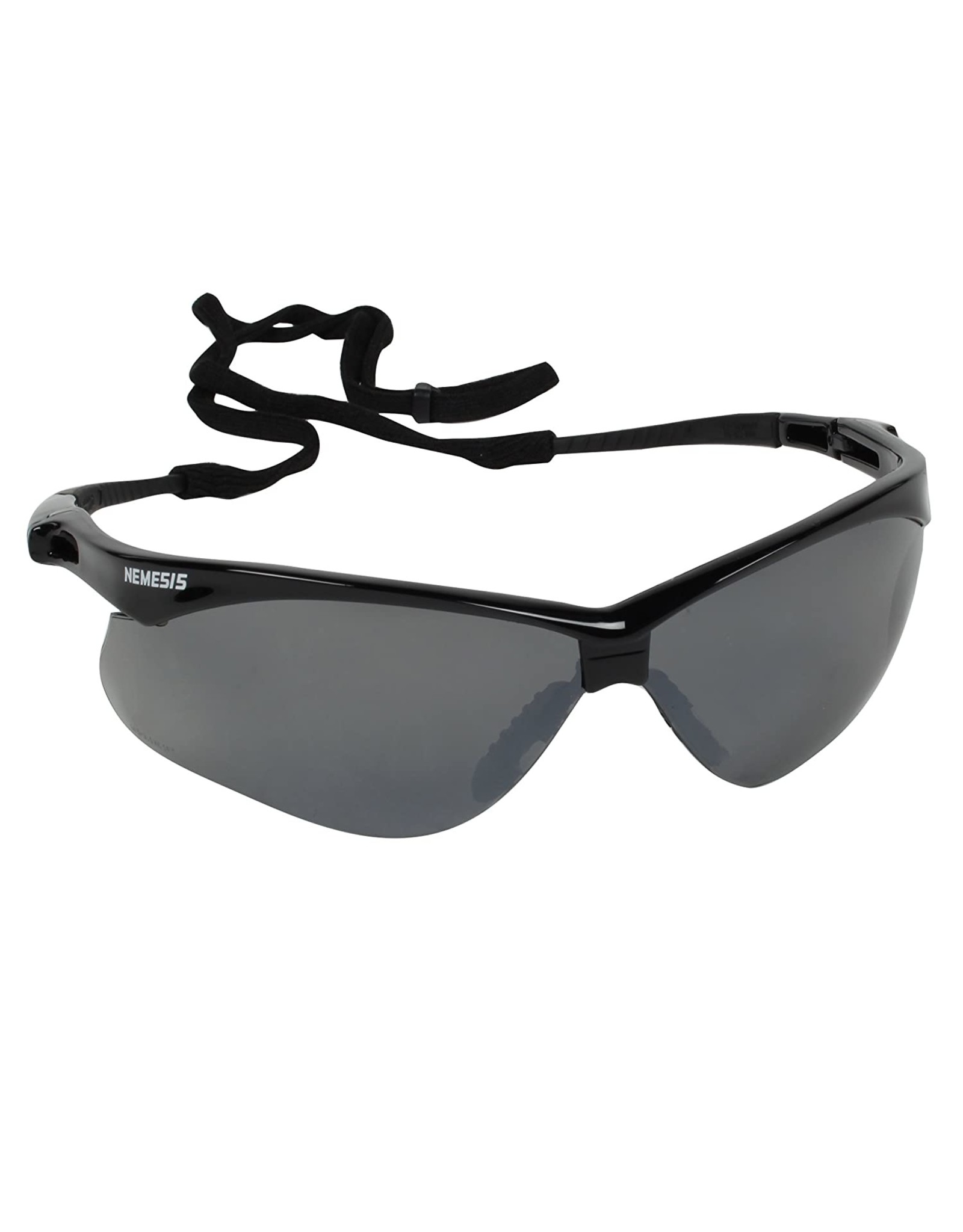 Nemesis Safety Glasses - Smoke
