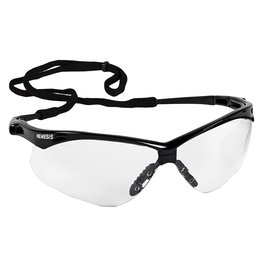 Nemesis Safety Glasses - Clear