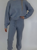 Sweet Lovely by Jen Cozy Loungewear Top