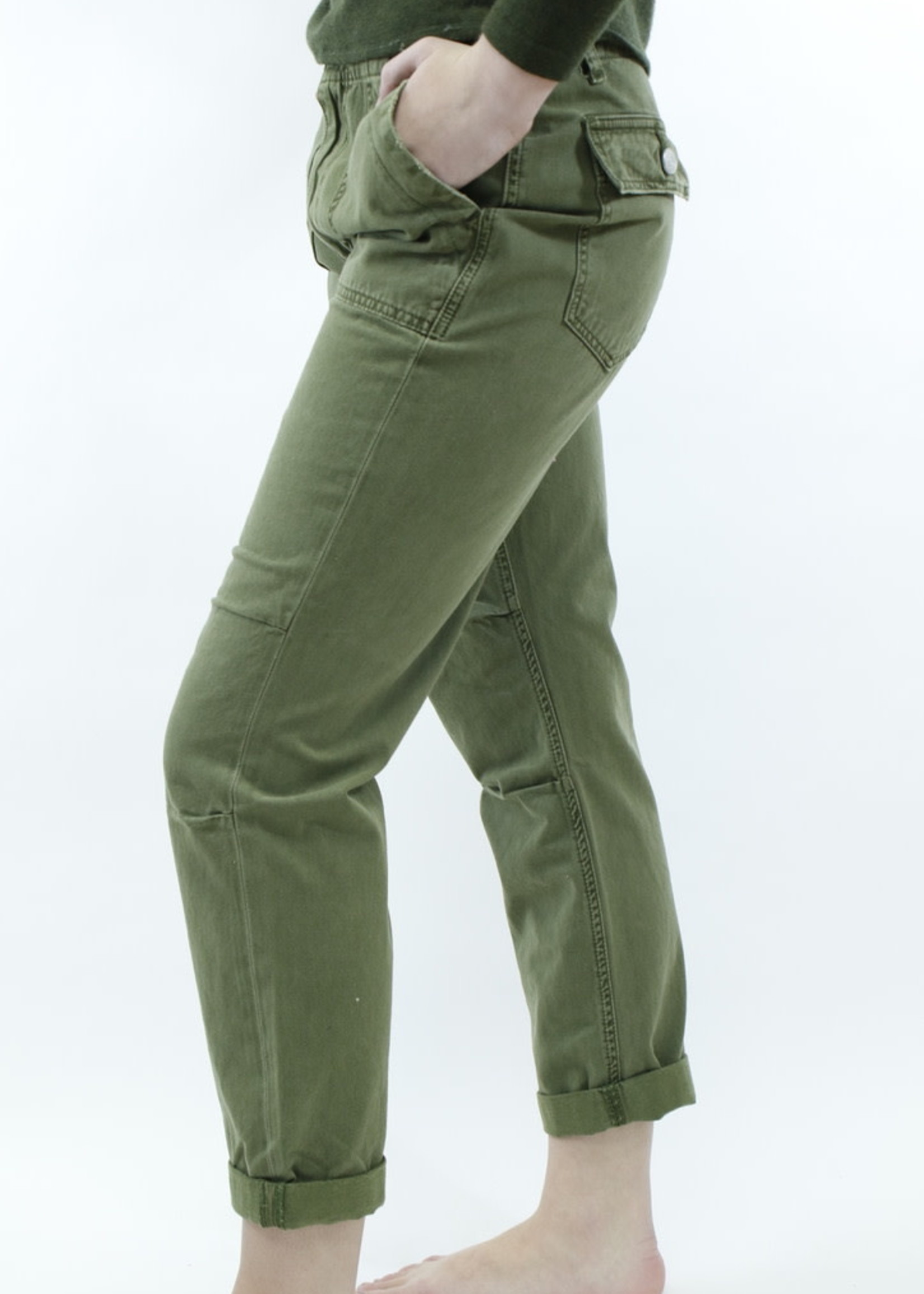 SOCIALITE Austin Army Pant