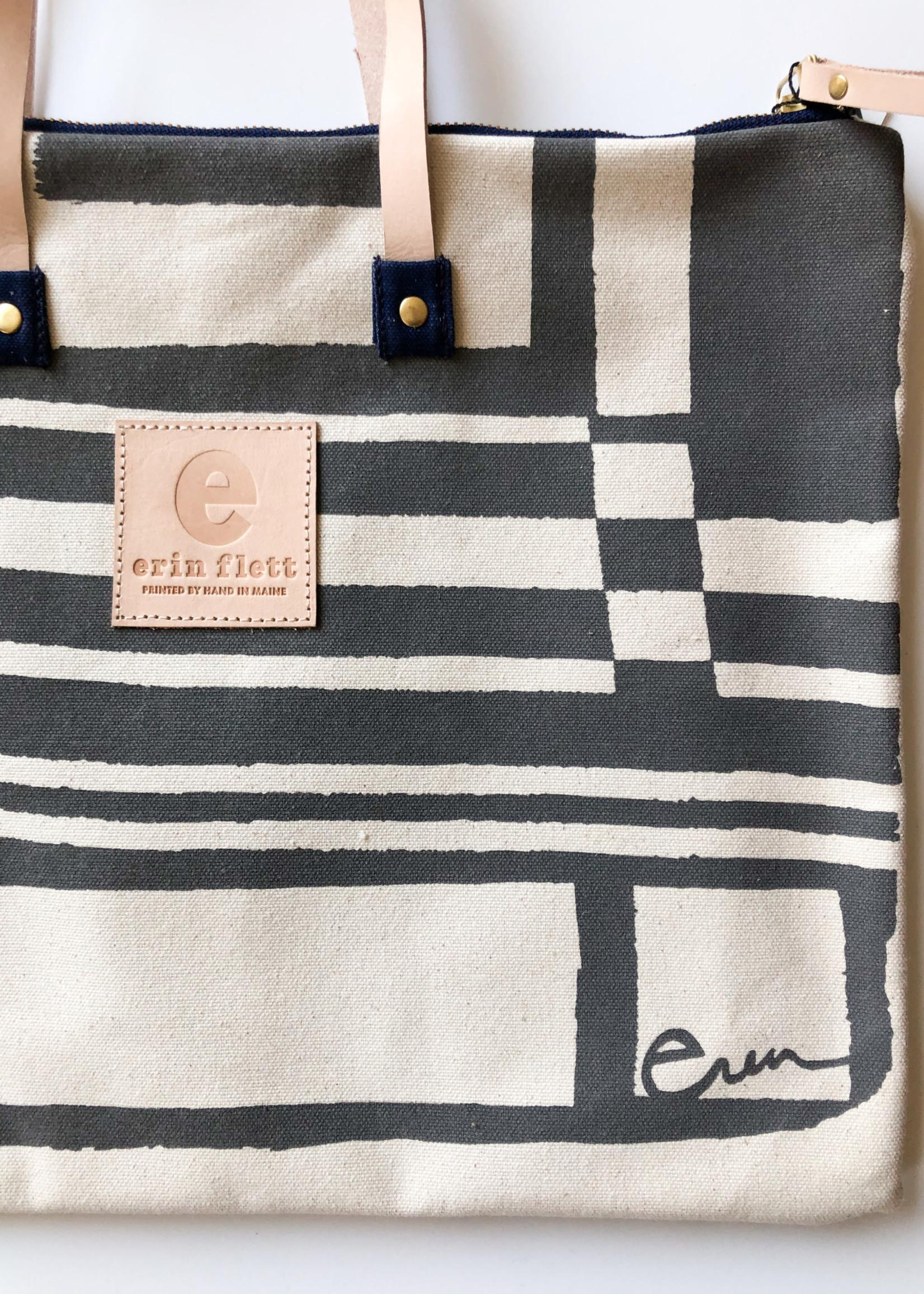 Erin Flett Bold Geo Folder Bag