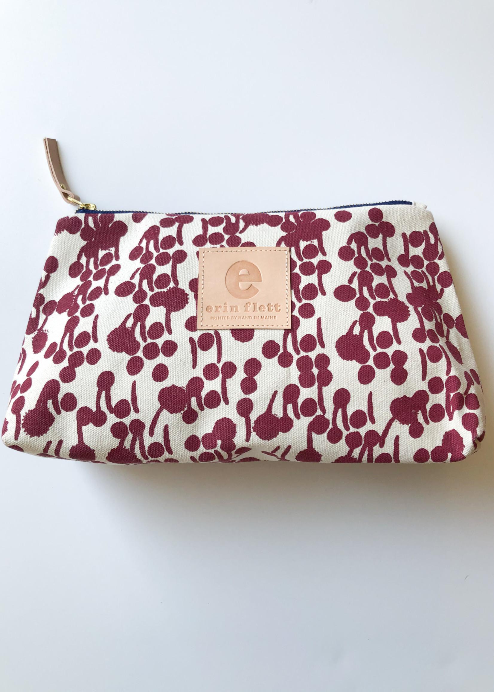 Erin Flett Wine Berries Jen Bag