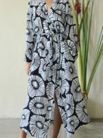 Balizen by zen zen garden home EcoDeluxe Tencel Kimono Robe