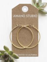 """Amano Studio 2"""" Hoops"""