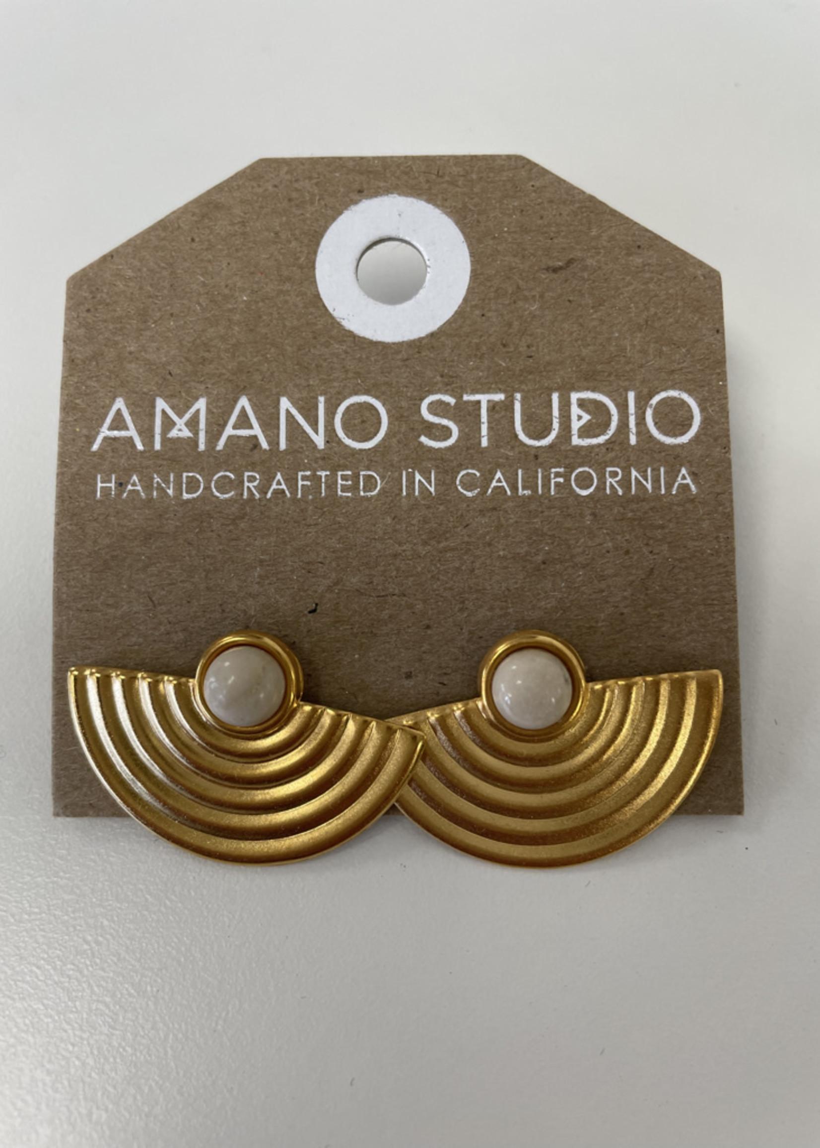 Amano Studio Baja del Sol Studs