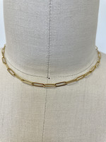 House of Jewels Toggle Clip Necklace