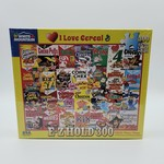 Bordertown I Love Cereal Large Puzzle