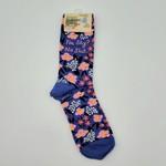 Blue Q I'm Shy Socks