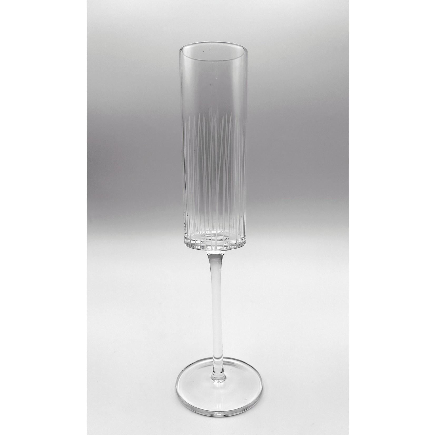 Endra Champagne Flutes