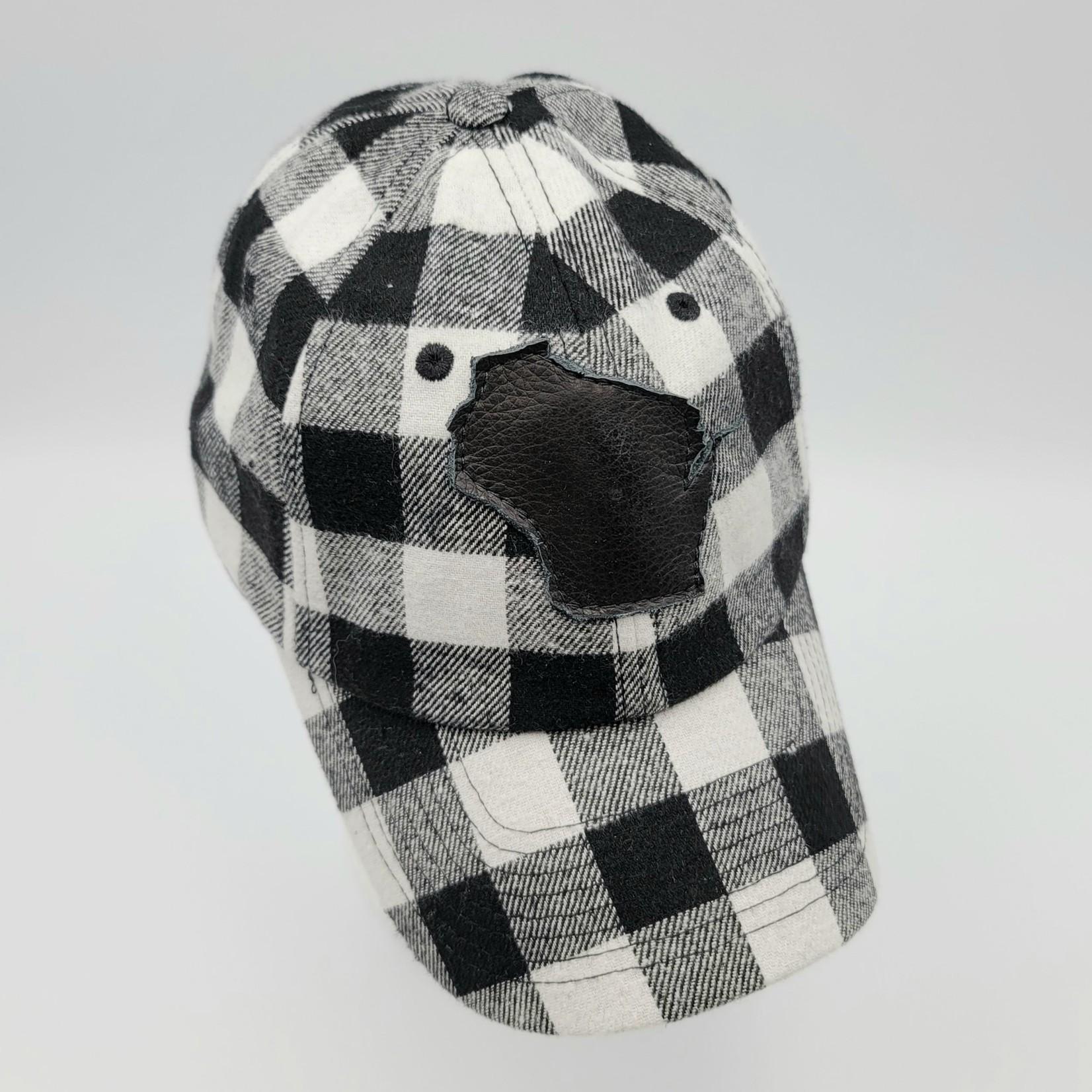Bordertown Checkered State Hat