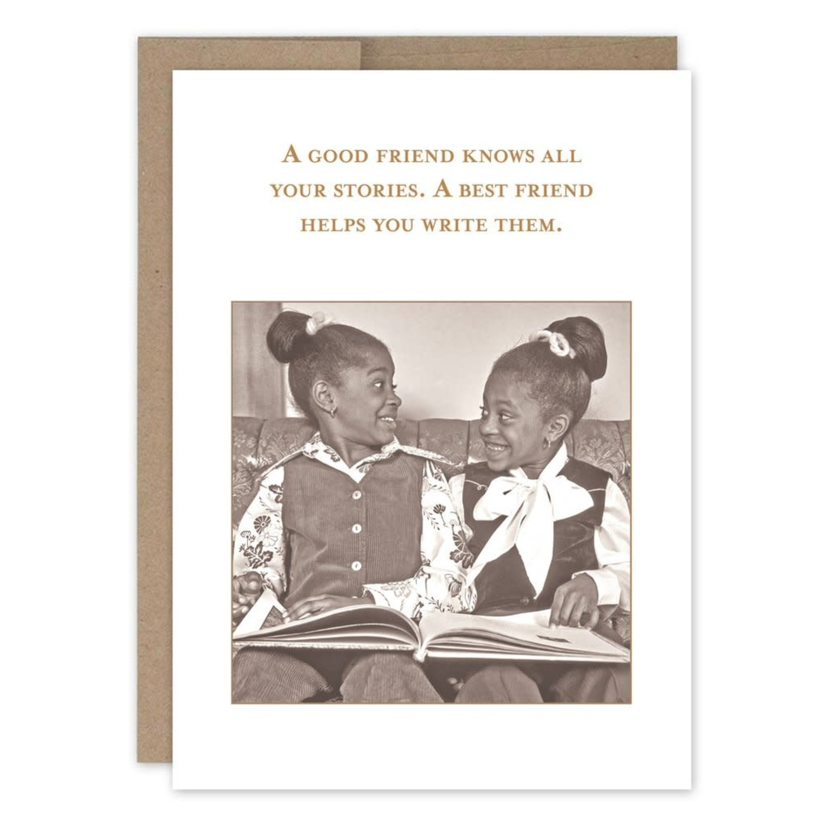 All Your Stories Birthday Card
