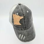 Bordertown State Trucker Hat