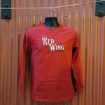 Bordertown Red Wing Long Sleeve Shirt