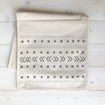 Natural Cotton Canvas Table Runner
