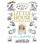 Harper Collins Little House Coloring Book