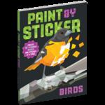 Workman Publishing Paint Sticker Birds