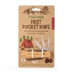 Kikkerland Huckleberry Pocket Knife