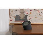 Ginko Design Edge Light Alarm Clock - Matte Black