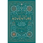 Microcosm Publishing Find Your Adventure: A Journal For Exploring Home & Away