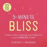 Simon & Schuster 5-Minute Bliss