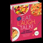 Workman Publishing Eat, Talk, Laugh