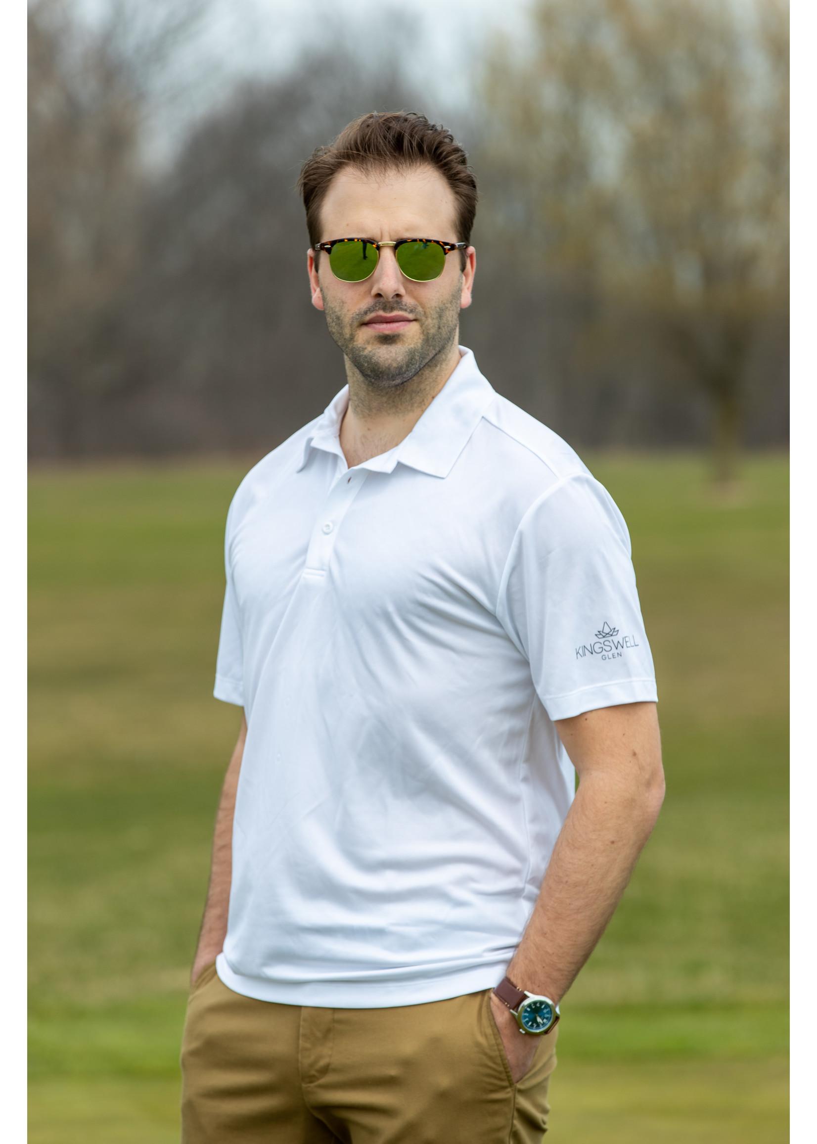Kingswell Golf Shirt Mens
