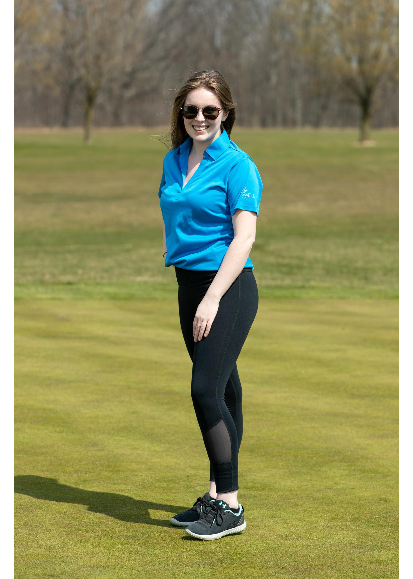 KINGSWELL GLEN Golf Shirt Womens